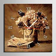 광장 현대/현대 벽 시계 , 기타 캔버스 40 x 40cm(16inchx16inch)x1pcs/ 50 x 50cm(20inchx20inch)x1pcs/ 60 x 60cm(24inchx24inch)x1pcs
