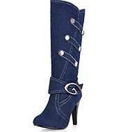 Γυναικεία παπούτσια-Τακούνια-Γάμος Γραφείο & Δουλειά Καθημερινό Πάρτι & Βραδινή Έξοδος Φόρεμα-Τακούνι Στιλέτο-Μπότες Καουμπόϋ Μπότες για