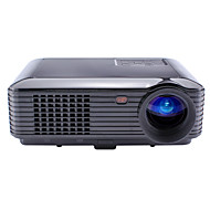 LCD WVGA (800x480) Projector,LED 160lm 3D Projector