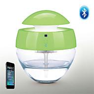 רמקול Bluetooth אלחוטי טיהור אוויר מגע הצבעוני הובילה מנורת אור עם סאב רמקולים חכמים נגן מוסיקה