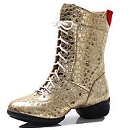 Niet aanpasbaar-Dames-Dance Schoenen(Zilver / Goud) - metLage hak- enModern / Dance Boots