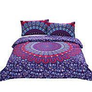 BeddingOutlet Love Stretches Bedding Bohemian Style Retro Duvet Cover and Pillowcase Twill Twin Full Queen King Sale