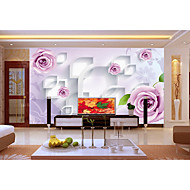 Damask / Floral / Geometric / Stripe / Art Deco / Tile / Solid Wallpaper For Home Luxury Wall Covering