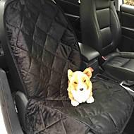 Gato / Cachorro Cobertura de Cadeira Automotiva Animais de Estimação Capachos e Alcochoadas Prova-de-Água / Portátil / MacioPreto /
