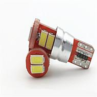 5W T10 Astigmatism Lamp 6smd 56305730 LED Car Decoding Display Wide Lamp