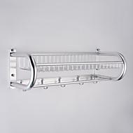 1db újkeletű rozsdamentes acél otthon áru panzió gyógyszolgáltatások grogshop polc