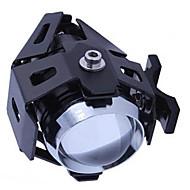 tache canon laser moto transformateurs yeux yeux d'ange de diable U7 moto légère