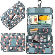 1 PC Travel Bag Luggage Organizer / Packing Organizer Toiletry Bag Cosmetic BagWaterproof Dust Proof Durable Multi-function With Top