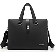 Men Poly urethane Casual / Office & Career Tote Blue / Black