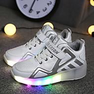 Atletické boty-PU-Pohodlné Light Up boty-Pro klukyOutdoor Běžné Atletika-Platformy