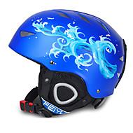 FEIYU Cască Pentru femei Bărbați de Copil Unisex Ajustabil Sporturi Tinerețe Casca de sport Casca de zăpadă CE EN 1077 Sporturi de iarnă