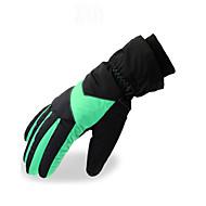 Ski-Handschuhe Vollfinger Damen Sporthandschuhe warm halten Skifahren Motorrad Skihandschuhe Winter