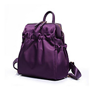 Women Nylon Casual Backpack