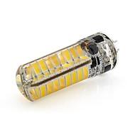 6W G6.35 Двухштырьковые LED лампы T 72 SMD 2835 460 lm Тёплый белый / Холодный белый Декоративная V 1 шт.