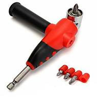 105 Grad der Anstrengung Schraubendreher Batch Biege mit Wendegriff Multifunktions Kombination aus Schraubendreher-Sets Schraubendreher