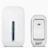 Chdele Waterproof Creative Digital Wireless Doorbell Remote Sensing