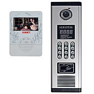 480*240 120 CMOS Sistema de campainha Sem Fios Campainha de vídeo multifamiliar