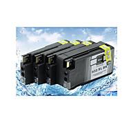 συμβατή με την HP 7610 εκτυπωτή φυσίγγια hp932xl hp 7110 δοχεία μελάνης (όγκος μελάνι οθόνη) c / m / y / k