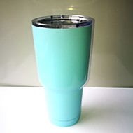 Authentic Rambler 30 oz. with lid New (Light Blue)