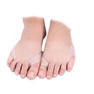 Tämä kenkätyyny suojaa jalkaterääsi. Pohjalliset varten Silikoni Valkoinen