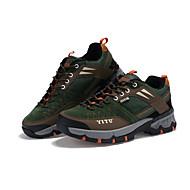 Unisex Sneakers Spring / Fall Comfort Fabric Casual Flat Heel Blue / Yellow / Green / Pink / Orange / Khaki Sneaker