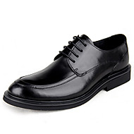Men's Oxfords Rubber Office & Career / Party & Evening / Casual Low Heel Others Black / Coffee Others