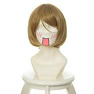 szeress, élj! hanayo Koizumi len rövid halloween parókák szintetikus paróka jelmez paróka
