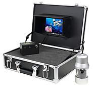 fishfinder undervandskamera 100m Sony CCD 360 drejelig fisk kamera undervands video-monitor-system freeship