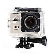 Action Kamera / Sportskamera 12MP 640 x 480 2048 x 1536 2592 x 1944 3264 x 2448 1920 x 1080 4032 x 3024 3648 x 2736 1280x960Vandtæt