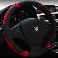 Set Of Four Seasons Car Steering Wheel Car Leather Stitching Breathable Fabric Products