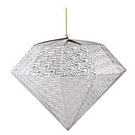 1pc diamant kugle dekoration til jul kostumebal