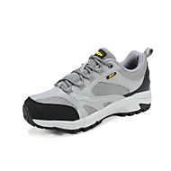 Men's Flats Spring / Fall Comfort Rubber / Tulle Outdoor / Casual / Athletic Flat Heel Others Gray / Dark Green Others / Hiking