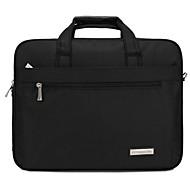 Dla mężczyzn Nylon Biuro i biznes Torba na laptop Czarny