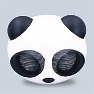 Cute Panda Mini Speaker Subwoofer Cartoon Car Audio