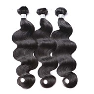 8A Malaysian Virgin Hair Malaysian Body Wave Hair Weaves 3 Bundles Human Hair Extensions Tangle Free