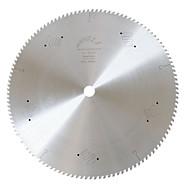 305 * 3,0 * 25,4 * 100t ja erityinen terän leikkaus alumiini