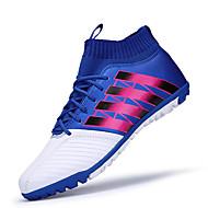 Indoor Soccer Boots / Men's / Boy's Soccer Shoes Blue / Red / Orange Soccer