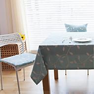Quadrada Floral Marcadores de Lugar / Toalhas de Mesa , Poliéster MaterialHotel Mesa de Jantar / Banquete de Casamento Jantar / Favor
