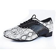 Chaussures de danse() -Personnalisables-Talon Bottier-Similicuir-Latines Jazz Baskets de Danse Modernes Bottes de Danse