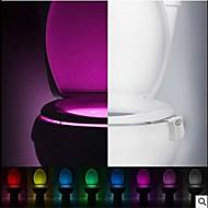 Bewegung aktiviert Toilette Nachtlicht führte Toilette Licht Bad Waschraum