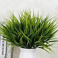 3 Ramo Plástico Plantas / Outras Flor de Mesa Flores artificiais height 35cm