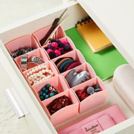 Säilytyslaatikko Muovi kanssa # , Ominaisuus on Avoin , Varten Alusvaate