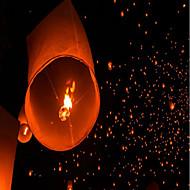 szív alakú kongmin fény lámpa ég lámpás