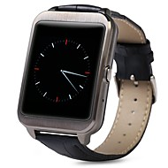 1.2GHz 300MHz Dual Core Bluetooth 4.0 WIFI Sharing IP65 Android 4.3 Bluetooth Smart Watch