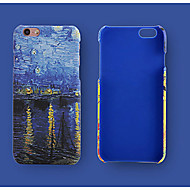 Für Stoßresistent Hülle Rückseitenabdeckung Hülle Tarnfarben Hart PC Apple iPhone 6s/6 / iPhone SE/5s/5