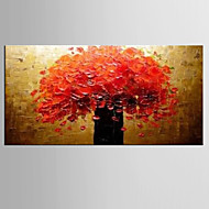 Hand-Painted Abstract / Still Life 100% Hang-Painted Oil Painting,Modern / Classic One Panel Canvas Oil Painting For Home Decoration