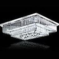 32W מודרני / חדיש LED זכוכית צמודי תקרה חדר שינה / חדר אוכל / חדר עבודה / משרד