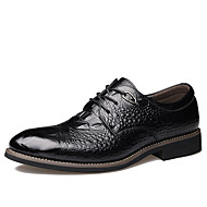 Men's Fashion Casual Business Genuine Leather Shoes/Oxfords