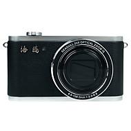 seagull® aparat de fotografiat digital clasic CK101 (negru)