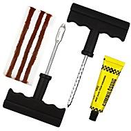 ziqiao 1 Satz Auto Auto Reifenreparaturset Auto Fahrrad Auto Tubeless-Reifen Reifen Plug-Reparatur-Tool-Kit Diagnose-Werkzeug Autozubehör